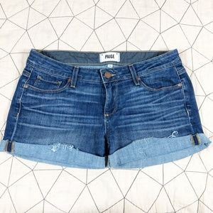 Paige Jimmy Jimmy Rolled Cuff Short 26